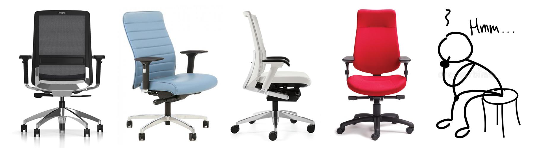 Comment choisir un fauteuil ergonomique?