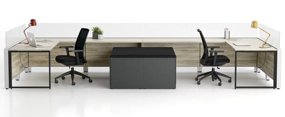 Renouvellement de mobilier de bureau